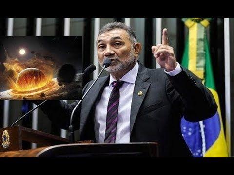 Senador brasileiro alerta sobre o planeta Nibiru em sessão do plenário - OVNI Hoje!