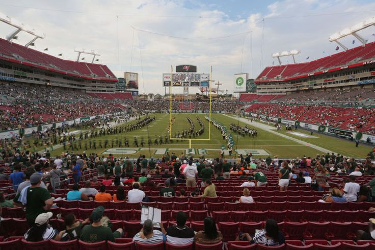 After 18 years at Raymond James Stadium, is an on-campus stadium still possible for USF? | Tampa Bay Times