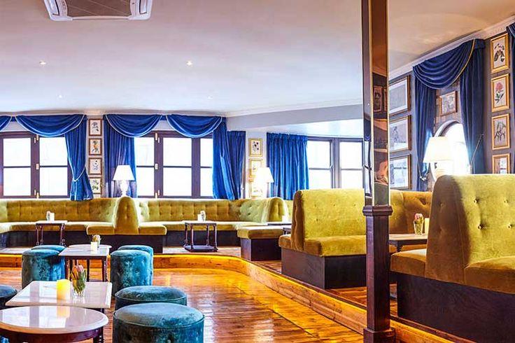 New Restaurants Cape Town: Harringtons Cocktail Lounge
