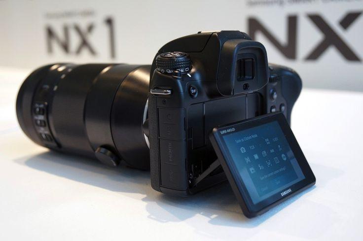 Samsung's NX1 Smart Camera