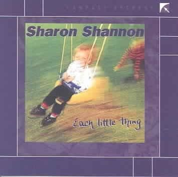 Precision Series Sharon Shannon - Each Little Thing, Silver