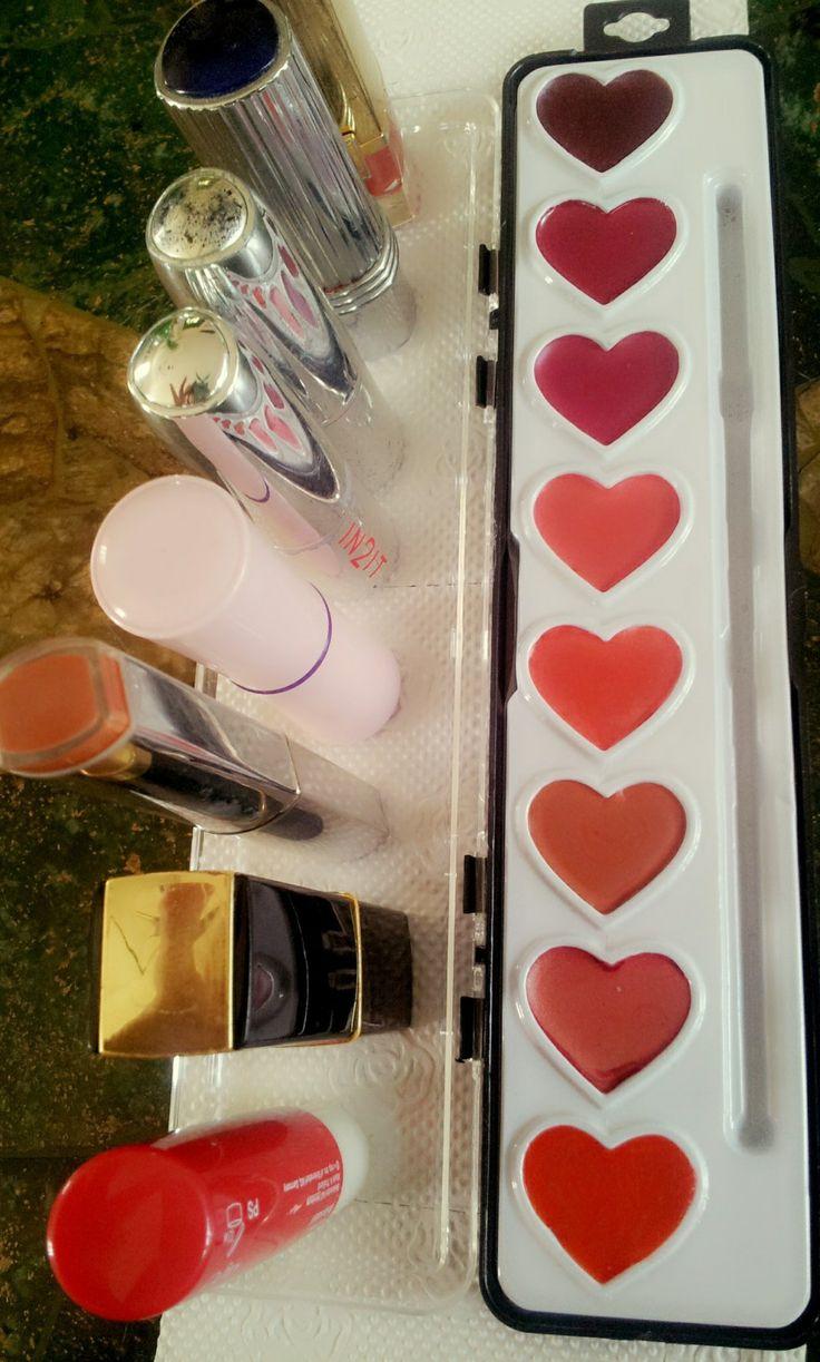 diy lipstick palette