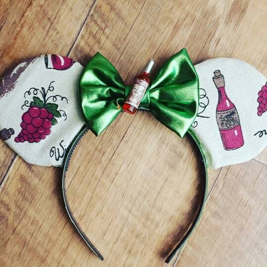 Hey, I found this really awesome Etsy listing at https://www.etsy.com/uk/listing/522572190/food-wine-disney-ears