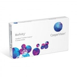 Biofinity lentilles de contact www.boutique.lesopticiensperceval.com