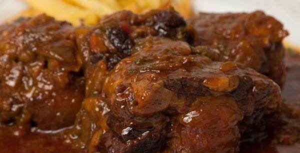 Estofado de carne a la cerveza - Recetas Judias
