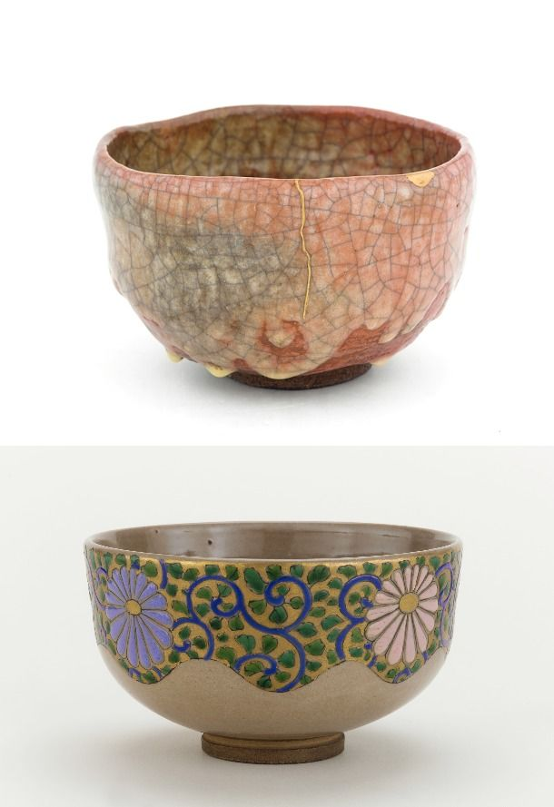 Look at these two tea bowls from 19th-century Japan. What stands out? How are they different or similar? What can you tell about these vessels by how they look? Do you think the experience of drinking tea would vary depending on which tea bowl you used? Top: F1895.1 http://www.asia.si.edu/collections/edan/object.cfm?q=fsg_F1895.1 Bottom: F1900.15 http://www.asia.si.edu/collections/edan/object.cfm?q=fsg_F1900.15 #FSMiniLesson