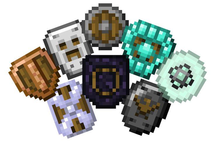 Download Spartan Shields Mod 1.13/1.12.2/1.11.2 - Shield Mod for Minecraft...