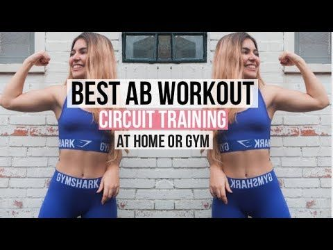 BEST ABS WORKOUT At home or Gym| Circuit Training - YouTube