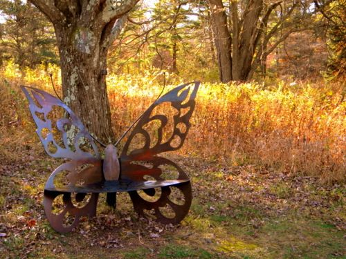 17 Best Images About Butterfly Bench On Pinterest Chairs Neiman Marcus And Butterfly Chair