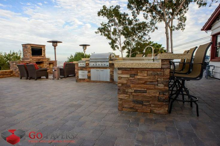 45 Best Outdoor Kitchens Images On Pinterest Backyard