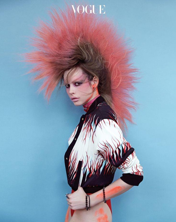 Charlotte Kemp Muhl by Hyea W. Kang, Vogue Korea