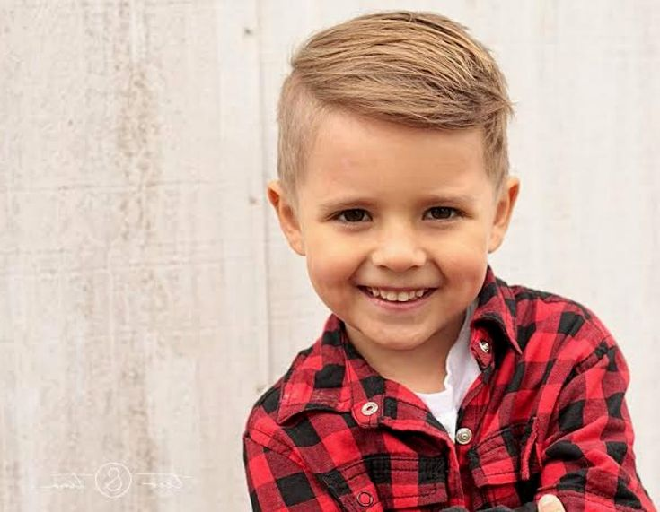Boy Hair Style: 25+ Best Ideas About Young Boy Haircuts On Pinterest