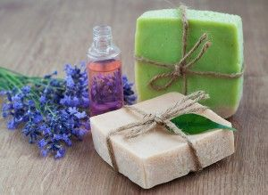 making soap without Lye and  chemicals - click for easy at home guide, cold pressed soap
