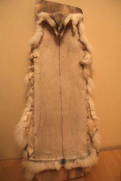 Подготовка шкурки (правильная обработка, нарезка полос) и пришивание меха на вязаное изделие