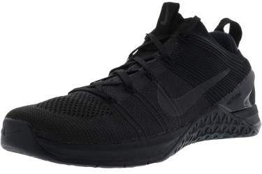 254b2ec42ebac Nike Men s Metcon Dsx Flyknit 2 Black   - Ankle-High Cross Trainer Shoe 9.5M