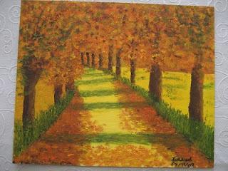 recuerdo de  un otoño- los dibujos de jose angel barbado
