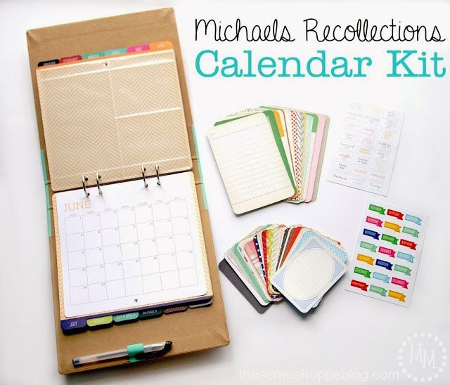 how to open a recollections scrapbook
