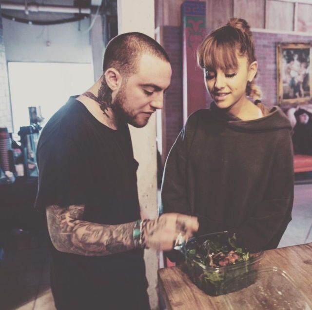 Who is Mac Miller? Ariana Grandes ex boyfriend and