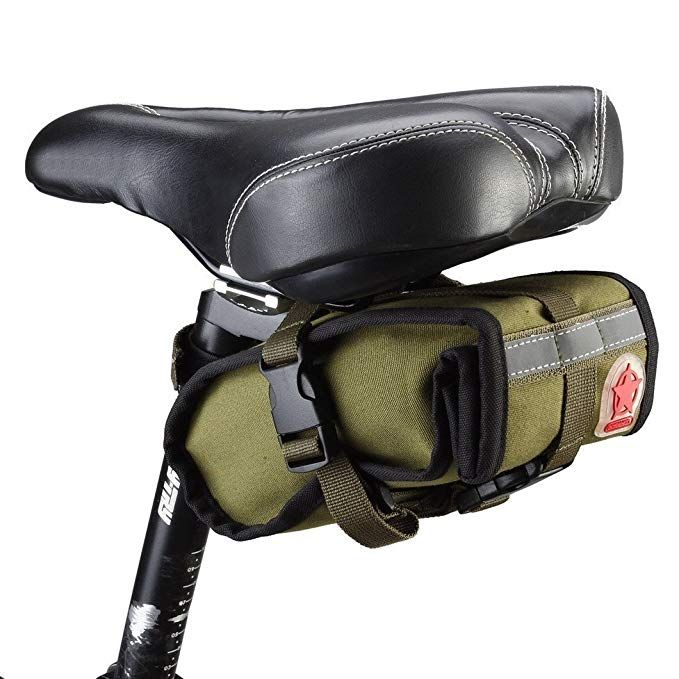 Arcenciel Water Resistant Military Style Bicycle Bag Review With