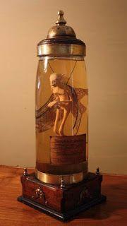 Curiomira: Dr Lyall's Fairy