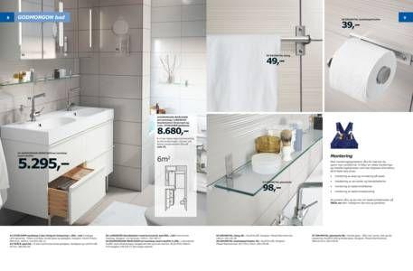 IKEA-baderomsmøbel