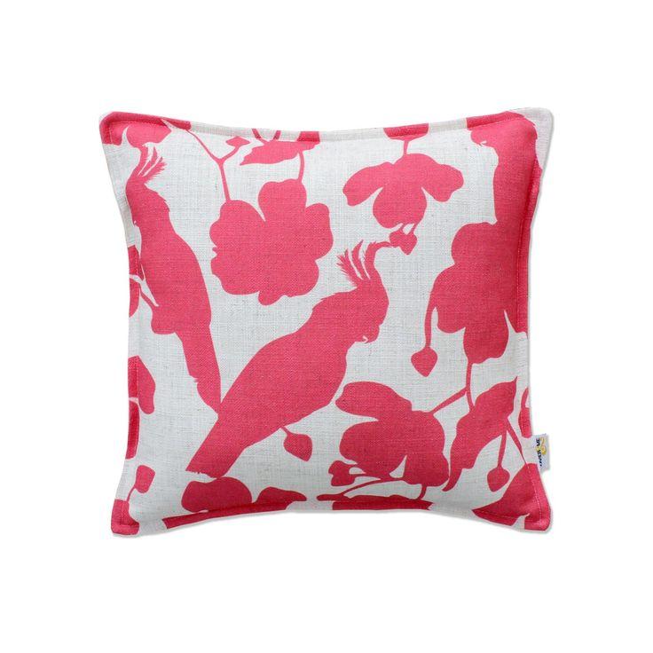 Tropical Cushion - Hibiscus | $125.00