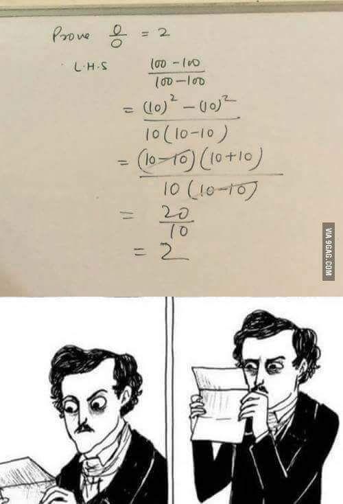 Matemática troll.