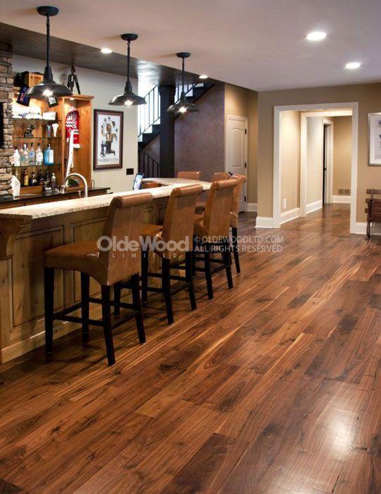 Wide Plank Flooring Gallery | Reclaimed Flooring Gallery | Olde Wood