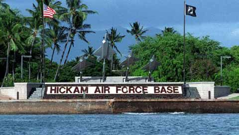 Hickam Air Force Base