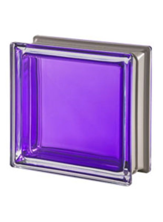 Seves Glass Block: Alessandro Mendini Collection Ametista