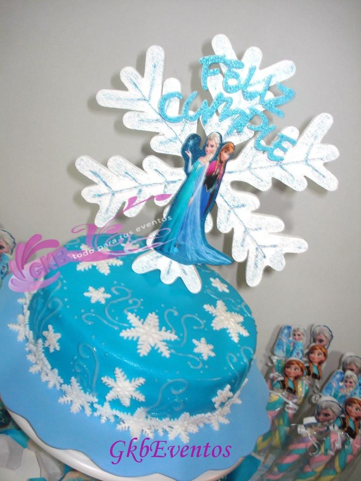 16 Best Tortas De Frozen Images On Pinterest
