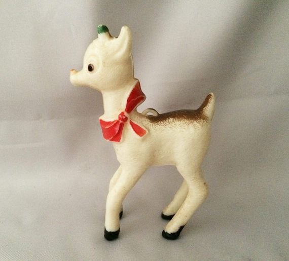 173 best Vintage Christmas Decorations images on Pinterest - plastic christmas decorations