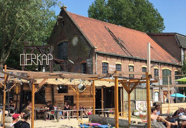 Stadsstrand de Oerkap - Haarlem City Blog