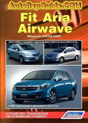 Download Free Honda Fit Aria 2002 2009 Honda Airwave 2005