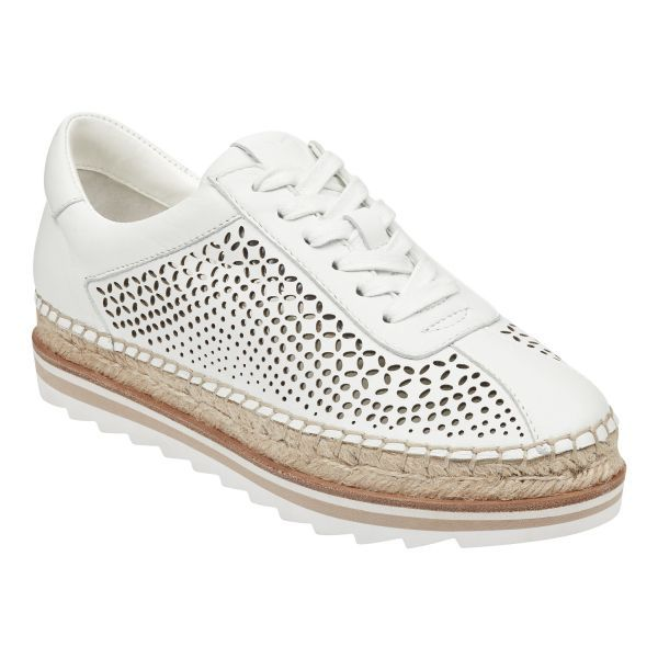 Walden Espadrille Platform Sneaker