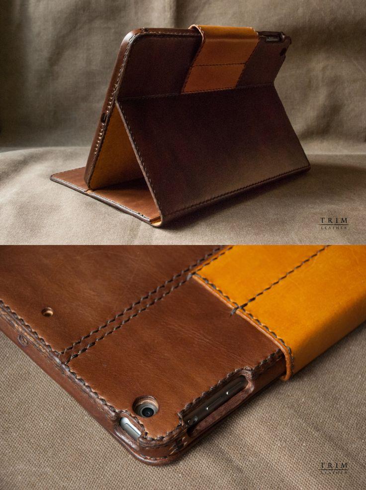 ipad air ipad air 2 leather case stand handmade by