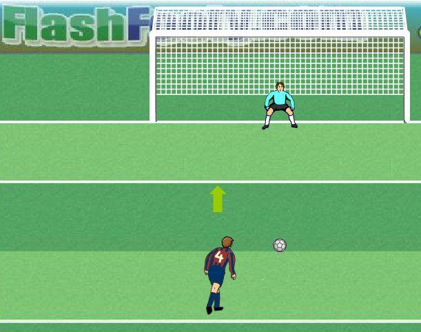 Penaltı Atışı temasında karakterimizle beraber hem kalelere şut atacak hem de kalede durarak golleri engellemeye çalışacaksınız. Bunu yaparken oldukça süratli olmanız gerekiyor ve takımları yenerek bir üst tura tırmanmalısınız.  http://www.macoyunlari.net.tr/penalti-atisi.html