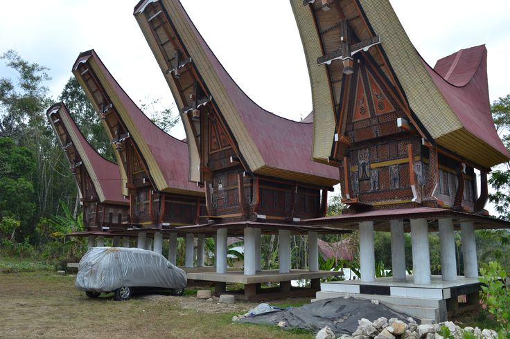 Lumbung padi - Toraja