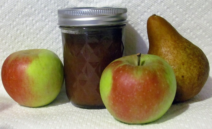 Pear Apple Butter | canning and preserving | Pinterest | Apple Butter ...