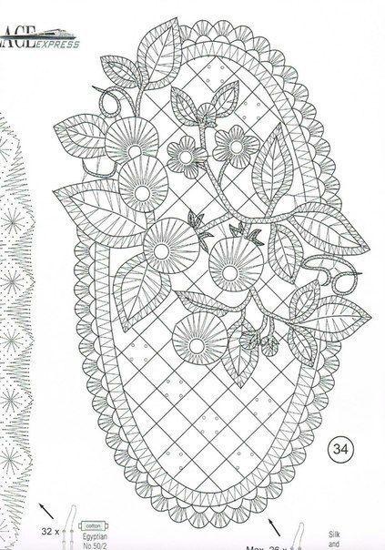 Dantel Angles Desenleri 12