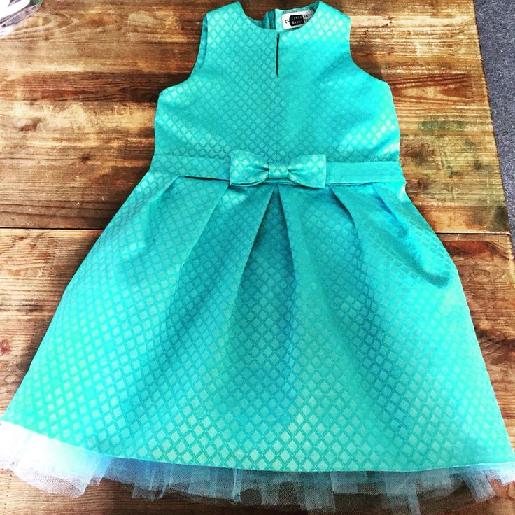 Платье для Маши, 5 лет)