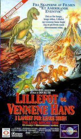 Det fortryllende eventyret fortsetter i den fredfylte grønne dalen, der dinosauren Lillefot og vennene hans bor og leker under foreldrenes vaktsomme øyne.