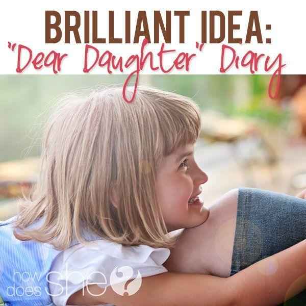 Dear Daughter Diary