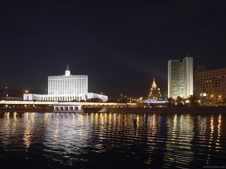 Moscow at night.  http://www.youtube.com/user/MrStLion/featured?view_as=public