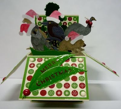 BaRb'n'ShEll Creations - Aussie Christmas - BaRb