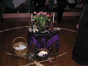 The_Imbolc_Ritual_Altar