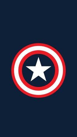 Wallpaper Capitán America para Smartphone