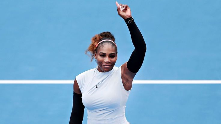 Serena Williams wins opener at ASB Classic