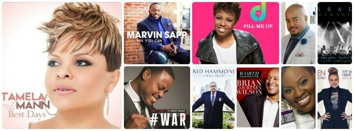 """Billboard Gospel Airplay Chart for Week of June 27, 2015 Issue – Tamela Mann takes #1 again with """"This Place"""" // BILLBOARD GOSPEL AIRPLAY, BILLBOARD GOSPEL CHARTS, BRIAN COURTNEY WILSON, CASEY J, CHARLES JENKINS & FELLOWSHIP CHICAGO, FILL ME UP, FOR YOUR GLORY, FRED HAMMOND, HOW AWESOME IS OUR GOD, I AM, I WILL TRUST, ISRAEL & NEW BREED, JASON NELSON, KAREN CLARK-SHEARD, MARVIN SAPP, MY WORDS HAVE POWER, TAMELA MANN, TASHA COBBS, THIS PLACE, WAR, WORTH FIGHTING FOR, YES YOU CAN, YOLANDA…"""