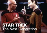 Star Trek: The Next Generation (TNG) focuses on the 24th century adventures of Captain Jean-Luc Picard aboard the U.S.S. Enterprise (NCC-1701-D). This incarnation of the famous starship is much larger than the one captained by James T. Kirk a centur...